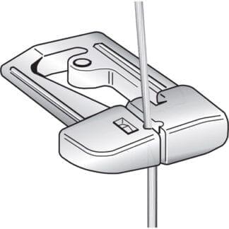 Spridarnock Seldén P70 vajer 3 - 6 mm