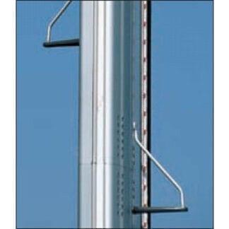 Maststeg Seldén aluminium