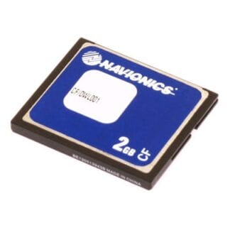Navionics+ CompactFlash 2 GB