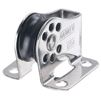 Harken 22 mm Micro enkelblock stående