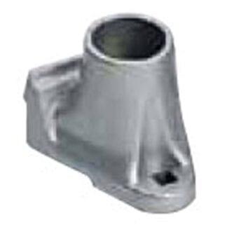 Mantågsfot för Plastimo relingslist aluminium standard 9°