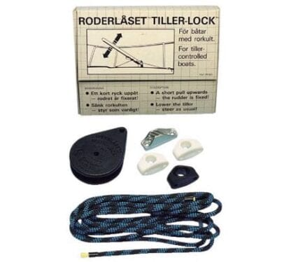 Roderlås Tiller Lock