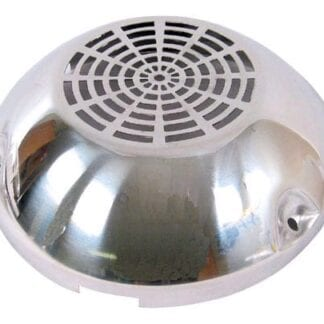 Reservkåpa för ventilator rostfri