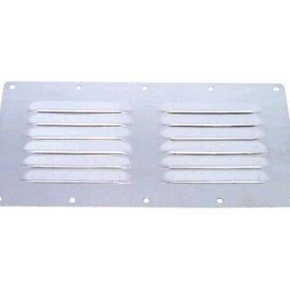 Ventilationsgaller rostfri 230 x 115 mm