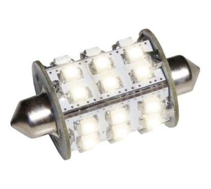 LED Båtsystem spoolfattning varmvit 8-30V 3,6W