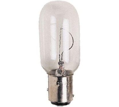 Glödlampa för lanterna BAY15D 12V 25W