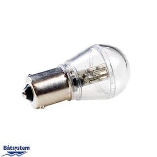 LED Båtsystem BA15S 8-30V 0,7W