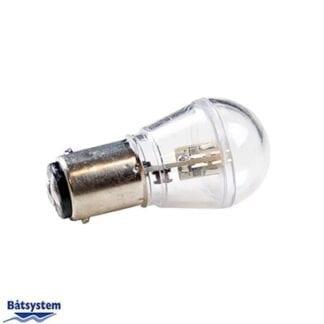 LED Båtsystem BA15D 8-30V 0,7W