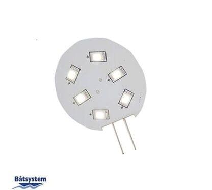 LED Båtsystem G4 sidepin 8-30V 1,3W