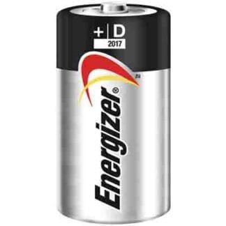 Batteri Energizer MAX LR20/D 1,5 V 2-pack