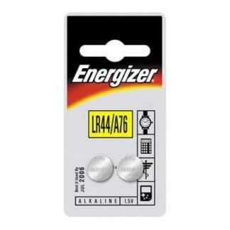 Knappcellsbatteri Energizer Ultra+ LR44 1,5 V 2-pack