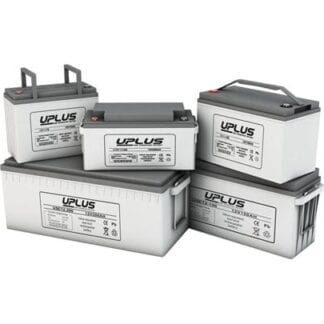 Batteri UPLUS AGM DeepCycle 12V 100Ah