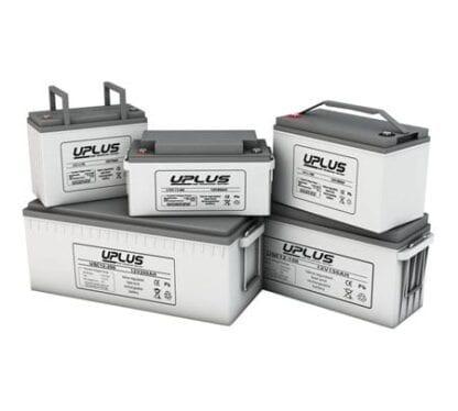 Batteri UPLUS AGM DeepCycle 12V 200Ah