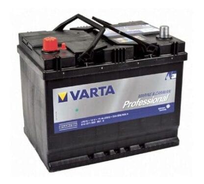 Batteri Varta Professional LFS75 12V 75Ah