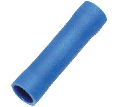 Skarvhylsa blå 10-pack (kabelarea 1,5 - 2,5 mm²)