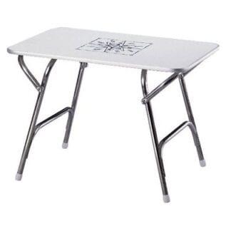 Däcksbord 88 x 60 cm, höjd 61 cm