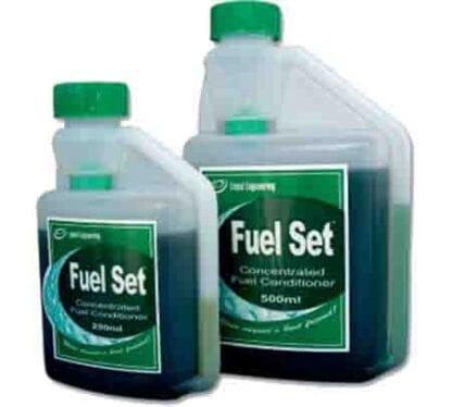 Fuel Set FCC - koncentrerad bränsletillsats