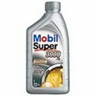 Motorolja syntetisk MOBIL SUPER 3000 SAE 5W/40 1 liter