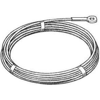 Förstagsvajer Furlex A/100S ø 5 mm längd 10,5 meter