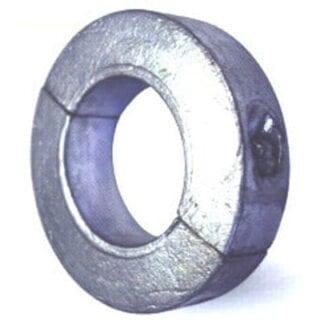 Zinkanod för axel ø 35 mm smal modell