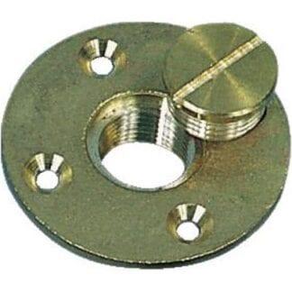 Dyvika mässing ø 45 mm utvändigt