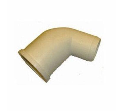 Jabsoc avloppsstos för slang 38 mm, vinklad 45°
