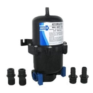 Jabsco ackumulatortank 0,6 liter