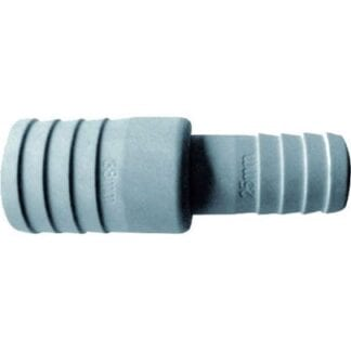 Slangadapter plast 38-25mm