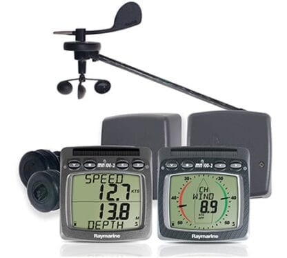 Raymarine Wireless logg-/ekolod-/vind system T104