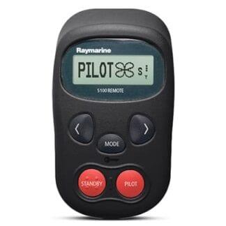 Trådlös fjärrkontroll för autopilot Raymarine S100