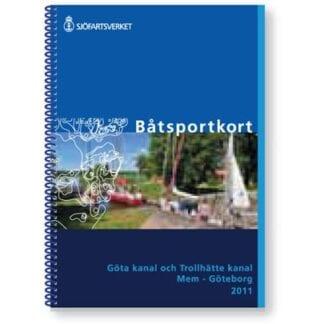 Båtsportkort Göta kanal 2011