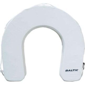 Överdragsfodral till Baltic hästskolivboj, vit