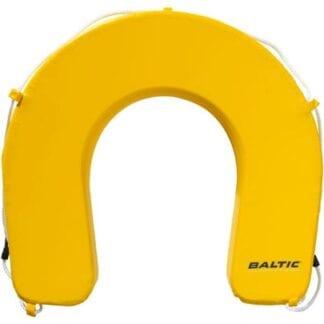 Överdragsfodral till Baltic hästskolivboj, gul