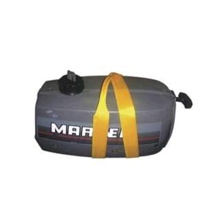Utbordarlyft med bandsling max 35 kg