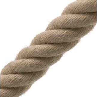 Trappräckslina 4-slagen hampaliknande konstfiber 36 mm