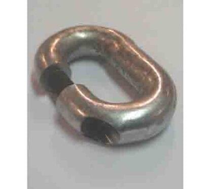 Galvaniserad skarvlänk för kätting ø 10 mm (DIN766)