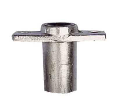Årklykefäste aluminium nerfälld montering