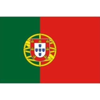 Gästflagga Portugal 45 x 30 cm
