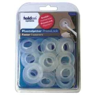Plastöljett 10-pack