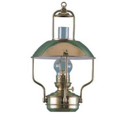 Clipper lamp mässing