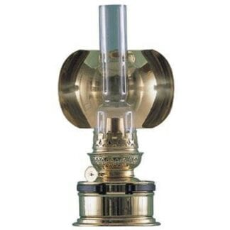 Pantry lamp mässing skottlampa