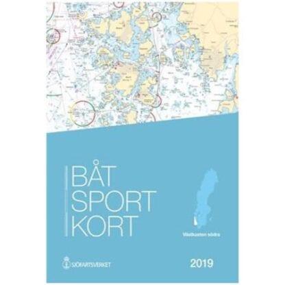 Båtsportkort Västkusten Södra 2019