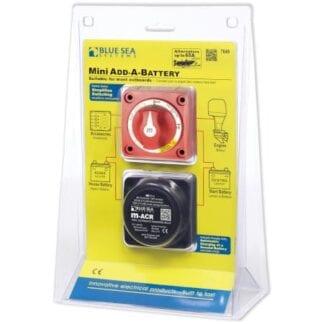 BlueSea Mini Add-A-Battery Kit