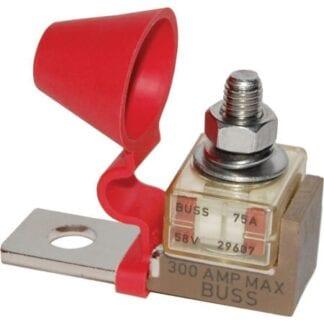 BlueSea säkringshållare MRBF för en terminalsäkring max 300 A