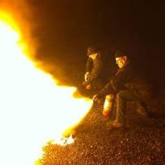 Brandbekämpning