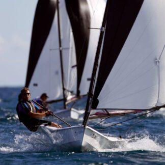 Jollar och mindre kölbåtar
